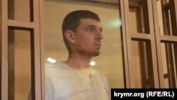 Рустем Ваїтов у суді, архівне фото