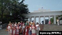 День балалайки в Севастополе