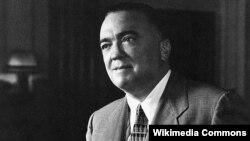 J. Edgar Hoover, foto: FBI
