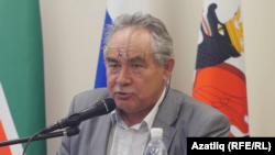Татарстандык адис Марат Лотфуллин.