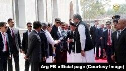 صدراعظم پاکستان به مقامات افغان