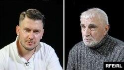 Дмитрий Глуховский и Игорь Иртеньев