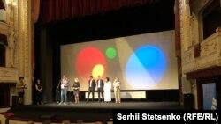 Прем'єра українського фільму «Вулкан» на міжнарожному кінофестивалі в Карлових Варах, Чехія, 1 липня 2018 рку.