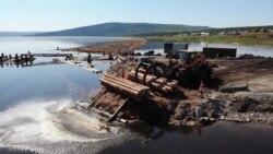 Starinski način i dalje najefikasniji za drvoseče Sibira