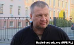 Костянтин Машовець, представник групи «Інформаційний спротив»