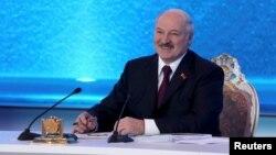 «Я наївся президентства», додав Лукашенко