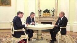 Путин об отравлении Скрипалей