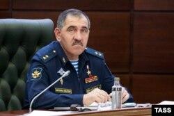 Юнус-Бек Евкуров, бывший глава Ингушетии и действующий заместитель министра обороны России