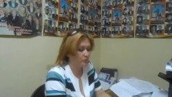 О посещении колонии № 8 рассказывает председатель Удмуртской ОНК Лариса Фефилова