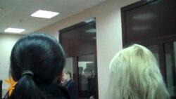 Заканчэньне суду над Ігарам Васільевым