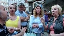 Казанда Хороводная урамындагы мәчет төзелеше тирәсендә киеренкелек арта