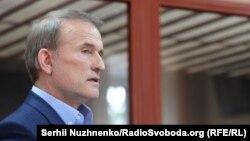 Віктор Медведчук, народний депутат України від ОПЗЖ
