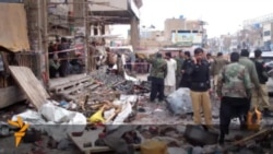 Explosion Kills At Least 11 In Quetta