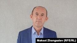 Абдывахап Нурбаев.