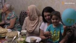 Ми повернемось – кримська татарка, звільнена з полону