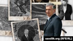 Tajna rezidencija predsednika Uzbekistana