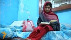 На 09.10.2013 - Видео приказна за Малала