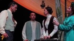"""""""Театрыбыз Кариев заманындагы шикелле бернәрсәсез калды"""""""