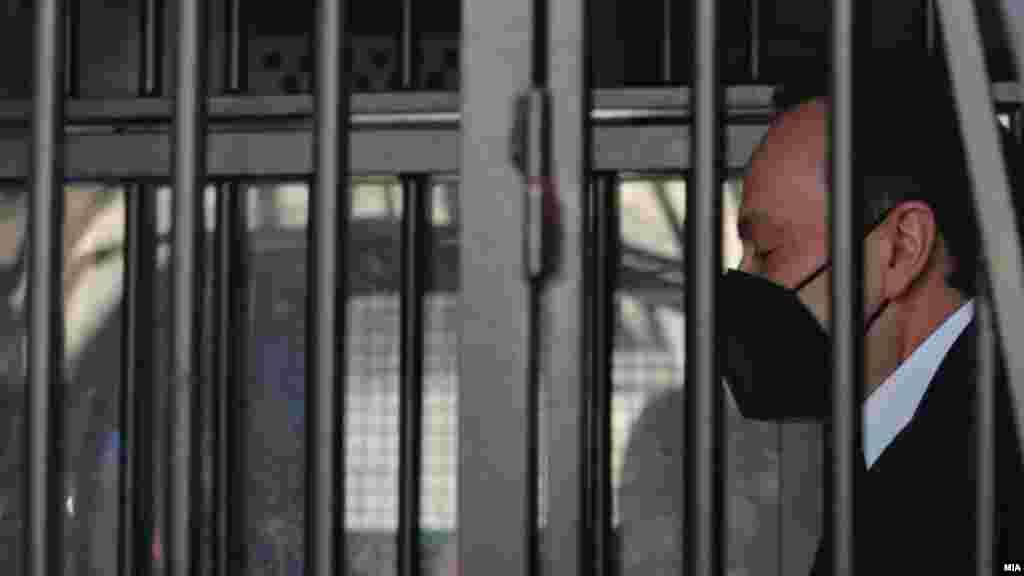 МАКЕДОНИЈА - Директорот на Управата за извршување санкции, Марјан Спасовски, денеска информираше дека за притвореникот Сашо Мијалков, кој се наоѓа во истражниот затвор Скопје до правосилноста на пресудата за предметот Таргет-Тврдина, има направено посебен безбедносен план за да не дојде до каков било инцидент.