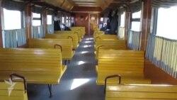 Из Тирасполя в Одессу поездом