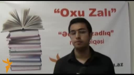 """""""Ədəbi Azadlıq"""" müsabiqəsində nələr oldu?"""