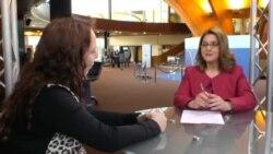 De vorbă cu Mailis Reps, co-raportoare APCE, despre sancțiunile împotriva Rusiei