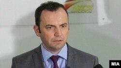Заменик-претседателот на Владата задолжен за европски прашања, Бујар Османи.