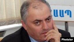 Պետեկամուտների կոմիտեի նախագահի տեղակալ Արմեն Ալավերդյան
