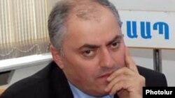 Заместитель председателя Комитета по госдоходам Армении Армен Алавердян