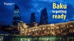 Preparations For Formula 1 Transform Historic Baku