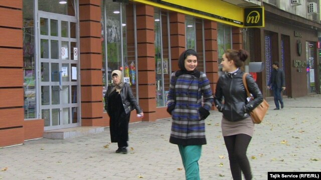 "The look of Dushanbe's streets have changed as a result of comments by President Emomali Rahmon about ""foreign"" dress."