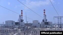 Туракурганская ТЭС.