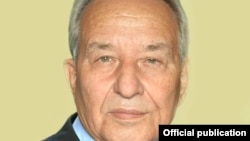 Спикер парламента Хакасии Владимир Штыгашев, фото с официального сайта