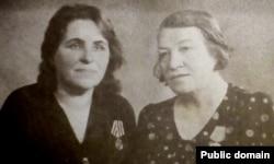 Канстанцыя Буйло і Ўладзіслава Луцэвіч. Другая палова 40-х гг.