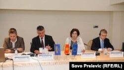 Konferencija za novinare o borbi protiv korupcije, 5. jun 2013.