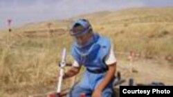 Акс аз сомонаи Маркази минрӯбии Тоҷикистон