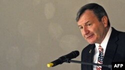 U.S. Ambassador to Afghanistan Karl Eikenberry was the commander of Combined Forces in Afghanistan from 2005 to 2007.