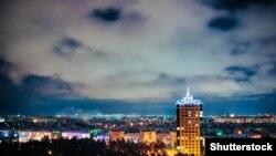 Новосибирск, вид города