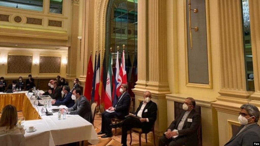 محل برگزاری نشست نمایندگان ایران و اعضای باقیمانده در برجام در وین