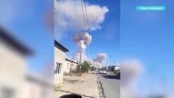 Число жертв взрывов на юге Казахстана выросло до двух
