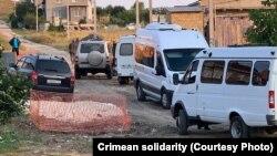 Обыск в Крыму, 17 августа 2021 года