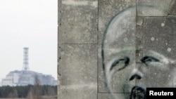 Sarkofagu në Çernobil