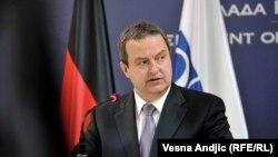 Ivica Dačić, foto: Vesna Anđić