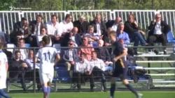 Orban na fudbalu u Bačkoj Topoli