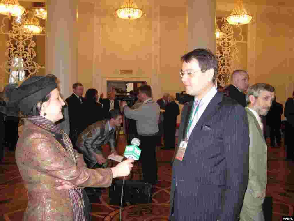 Бөтендөнья татар корылтае вакыйгалары