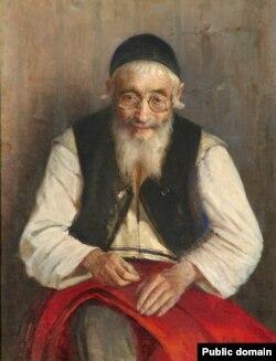 Юдаль Пэн. «Стары шавец». Першая палова 1910-х
