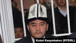 Камчыбек Ташиев. 10 января 2013 года
