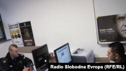 Hrvatski i srbijanski policajac rade zajedno, ilustrativna fotografija: Zoran Glavonjić