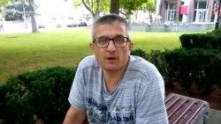 Активист Алексей Процко о своей голодовке (видео)