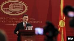 Премиерот Никола Груевски задоволен од одлуката на Судот.
